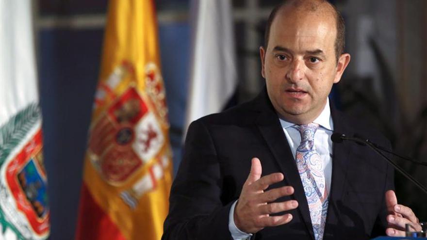 Juan José Cardona, alcalde de Las Palmas de Gran Canaria.