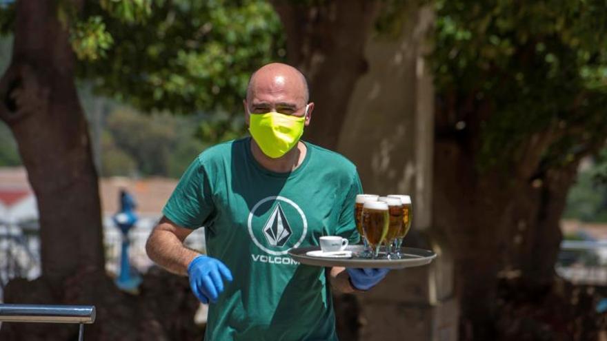 El incumplimiento del uso de mascarilla puede acarrear multas de 100 euros