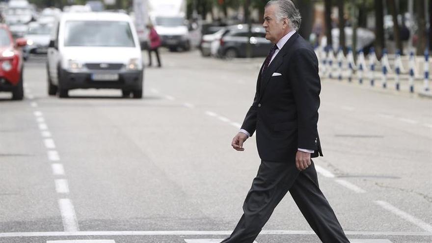 Rechazan el recurso del PP contra la fianza de 1,2 millones por caso Bárcenas