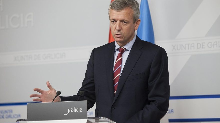 Xunta descarta nuevas medidas a las funcionarias implicadas en la 'Zeta' hasta resolver sus expedientes