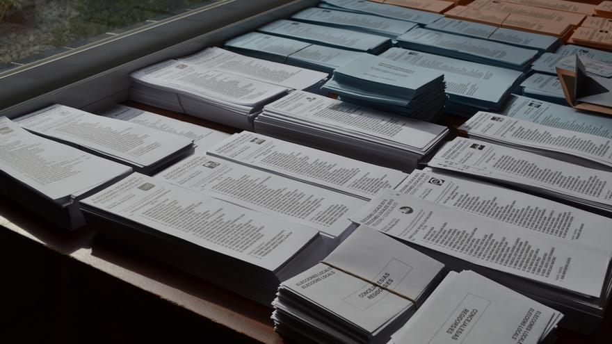La ruptura del bipartidismo estará en juego en las generales en una veintena de provincias que reparten 144 escaños