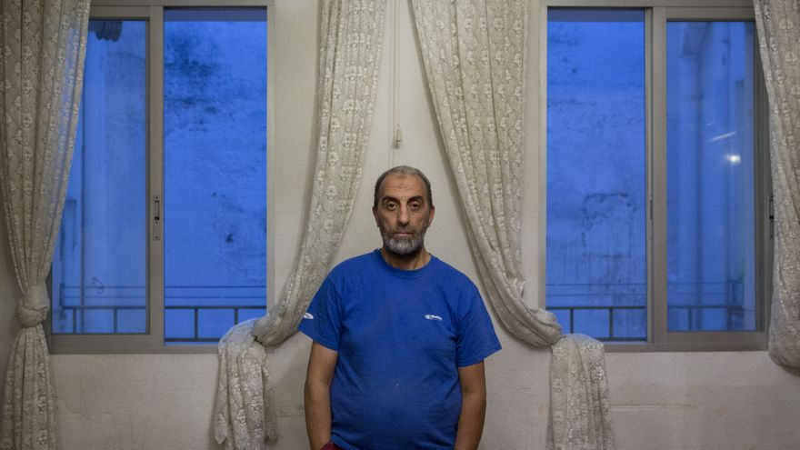 Mohamed, el refugiado que ha denunciado a España ante la ONU / OLMO CALVO