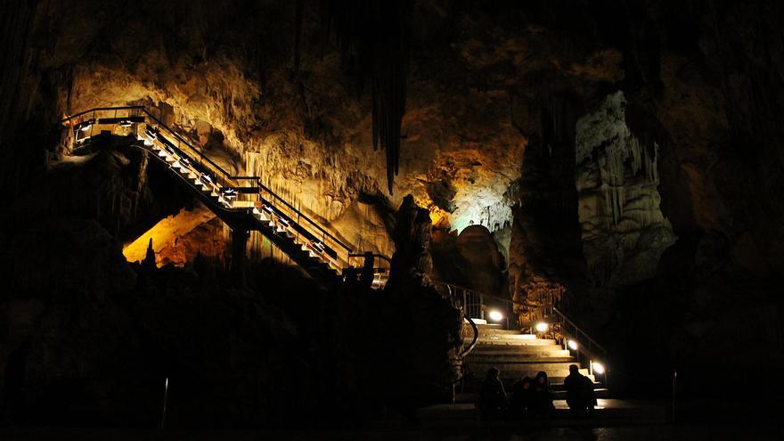 Cuevas de Nerja. / JUANMI BAQUERO