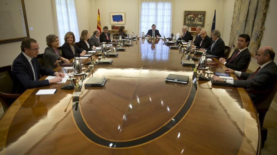 El BOE publica el cese de Rajoy y los miembros de su Gobierno, que continuarán en funciones