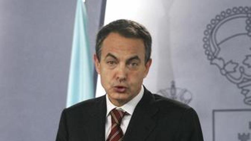 RDP de José Luis Rodríguez Zapatero en Moncloa