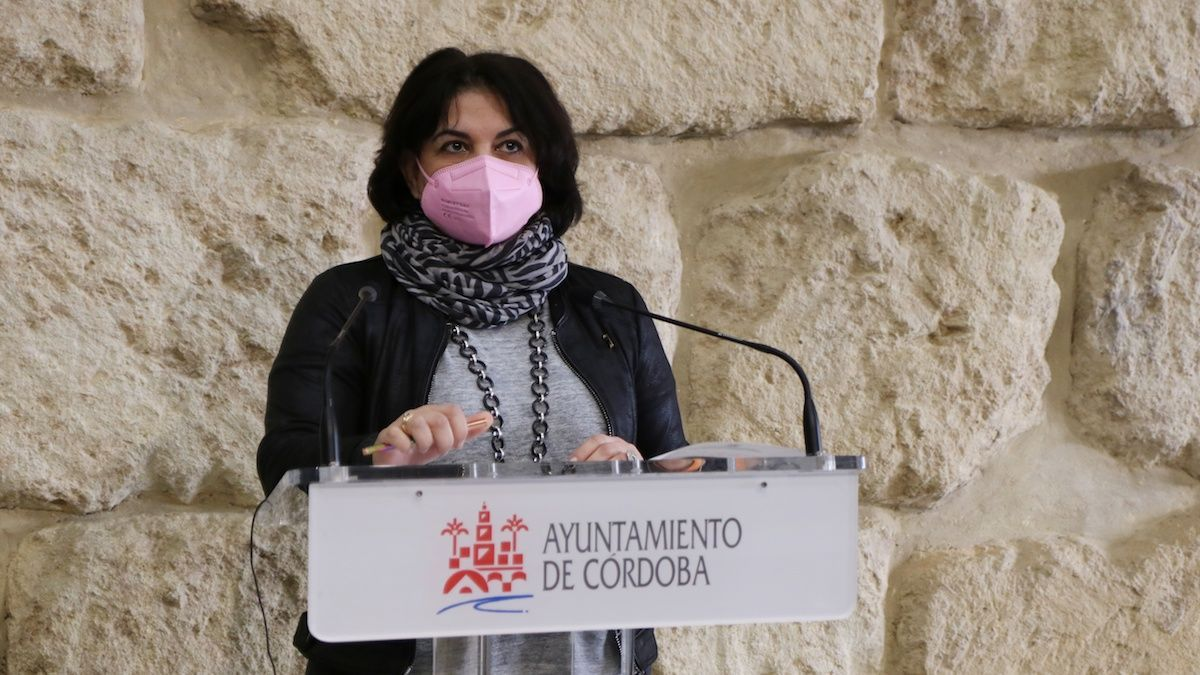 La concejala de Ciudadanos, Eva Timoteo.