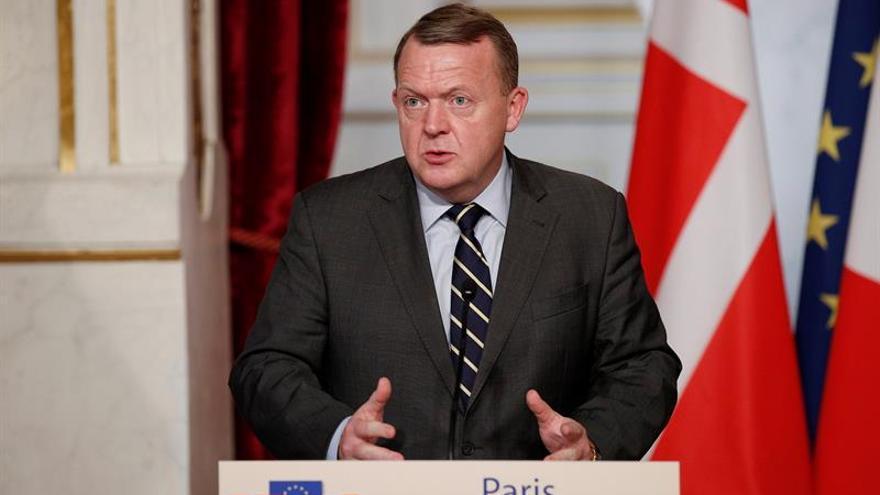 Lars Løkke, primer ministro danés, llega a México para una visita oficial