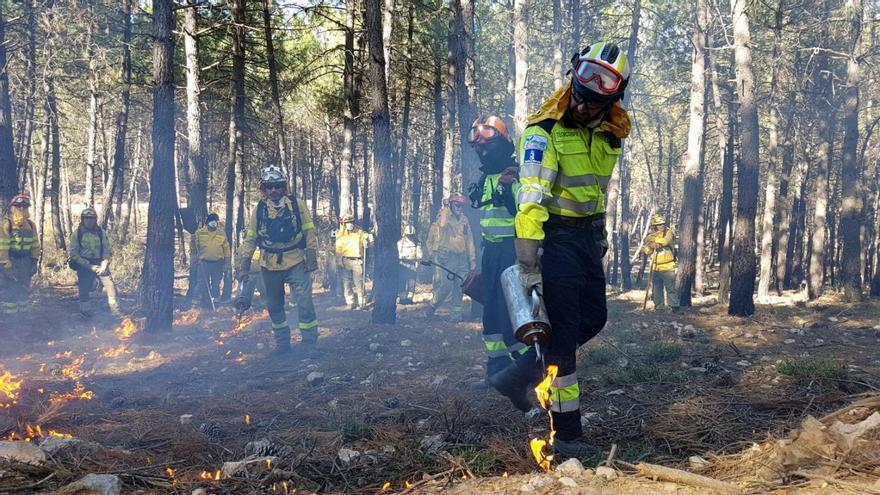 """UGT denuncia que la campaña de extinción de incendios comienza con el """"30% de los medios que había en 2019"""""""