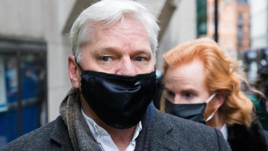 """WikiLeaks alerta que """"cualquier periodista"""" puede ser perseguido como Assange"""