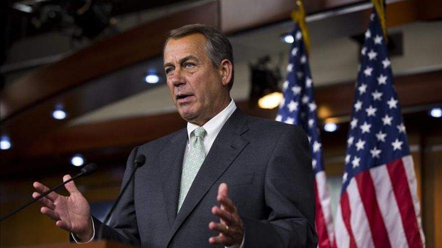 Boehner le pide a Obama que publique los correos relacionados con el ataque de Bengasi