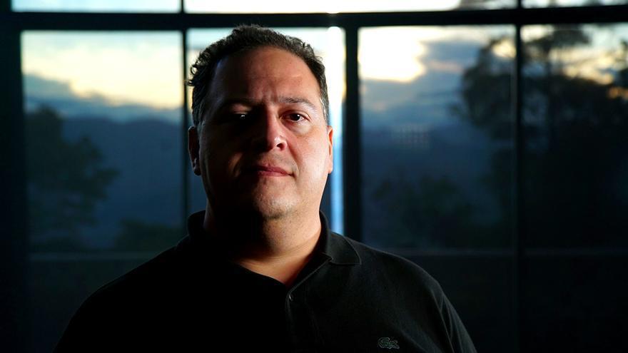Juan Pablo Escobar, desde hace años llamado Sebastián Marroquín