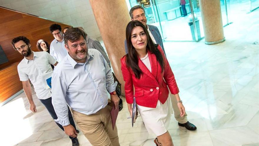 Entregan al fiscal facturas irregulares del hospital de Castellón por 25 millones