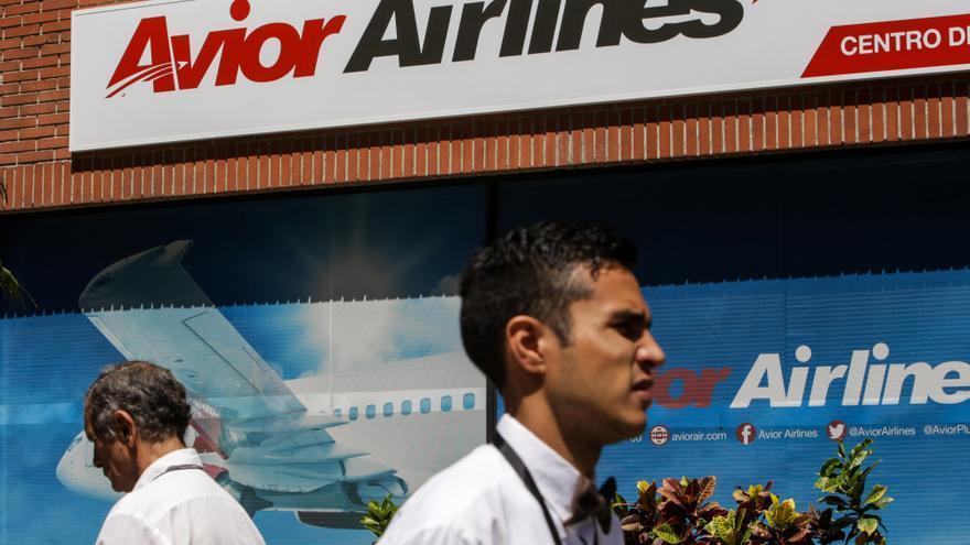 La aerolínea venezolana Avior suspende sus vuelos a México