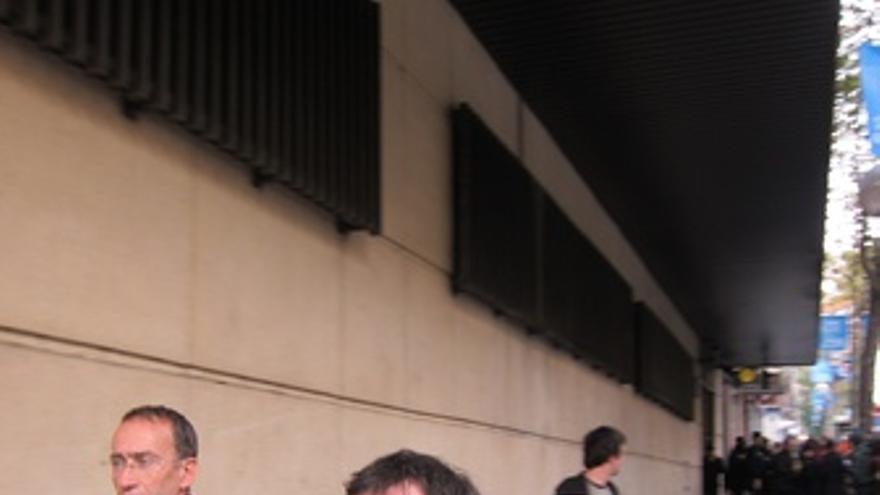 Miembros De Mugitu En La Audiencia Nacional