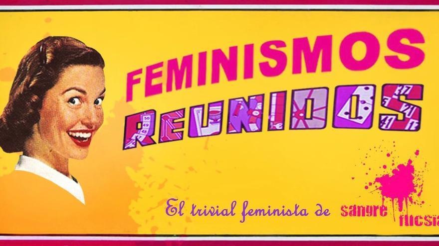 Imagen de la campaña 'Feminismos Reunidos' / Sangre Fucsia