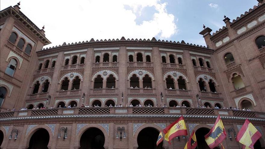 La Plaza de Las Ventas se queda sin cubierta a cuatro días de su inauguración