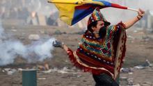 Ecuador: ¿economía o vida?