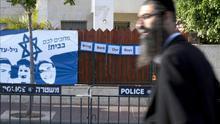 Israel detiene a 30 palestinos en redadas nocturnas en Cisjordania