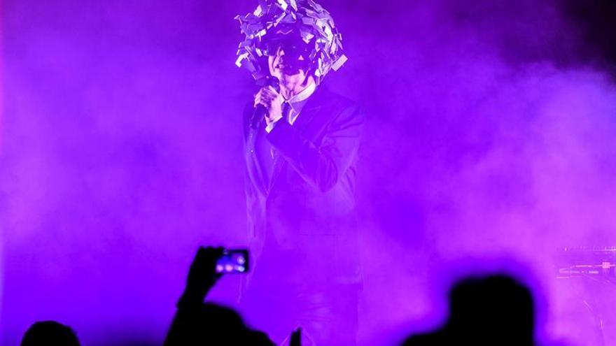 Los Pet Shop Boys dan un baño de nostalgia en el festival de jazz de Montreux