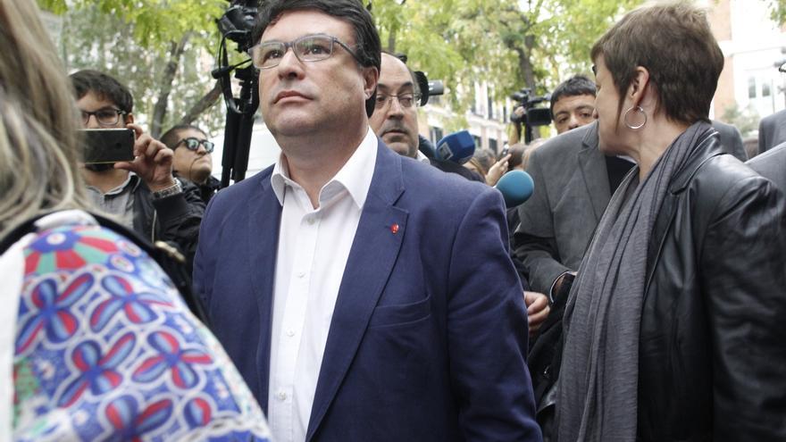 """El abogado de Nuet, """"satisfecho"""" por su puesta en libertad, cree que la acusación del Fiscal carece de fundamento"""