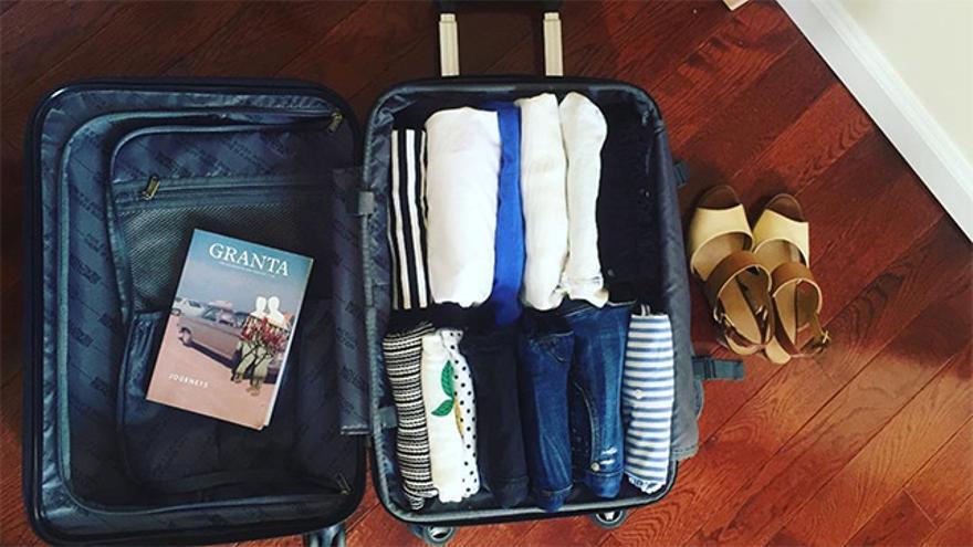 b82b54d85 Cómo hacer la maleta a lo Marie Kondo y ser feliz con tu equipaje