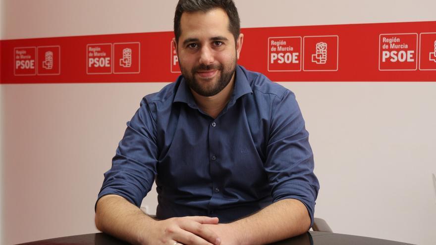 El secretario de Organización del PSRM, Jordi Arce