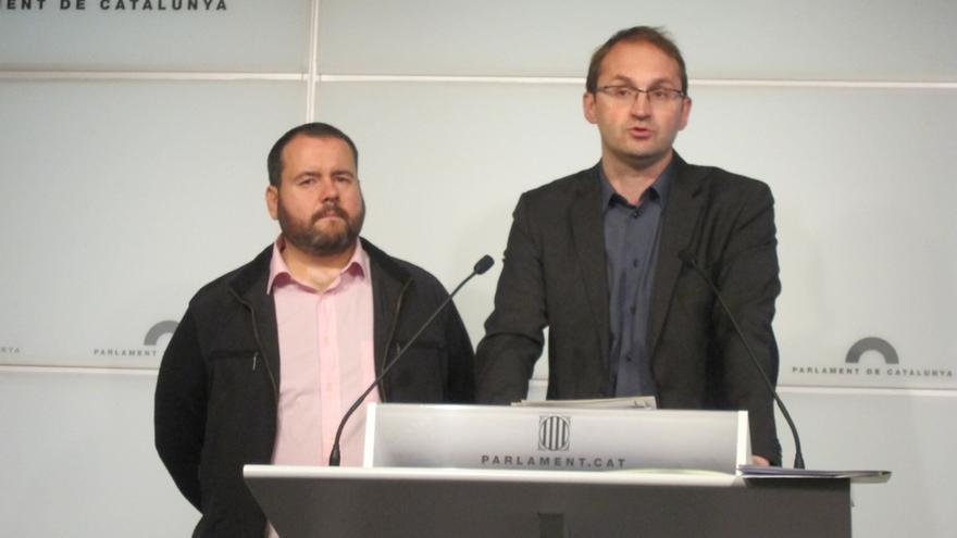 ICV-EUiA advierte a Mas de que unas elecciones no sirven como consulta
