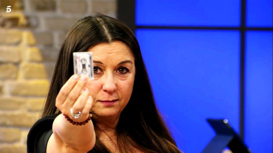 Cristina Cárdenas, en 'Viva la vida'