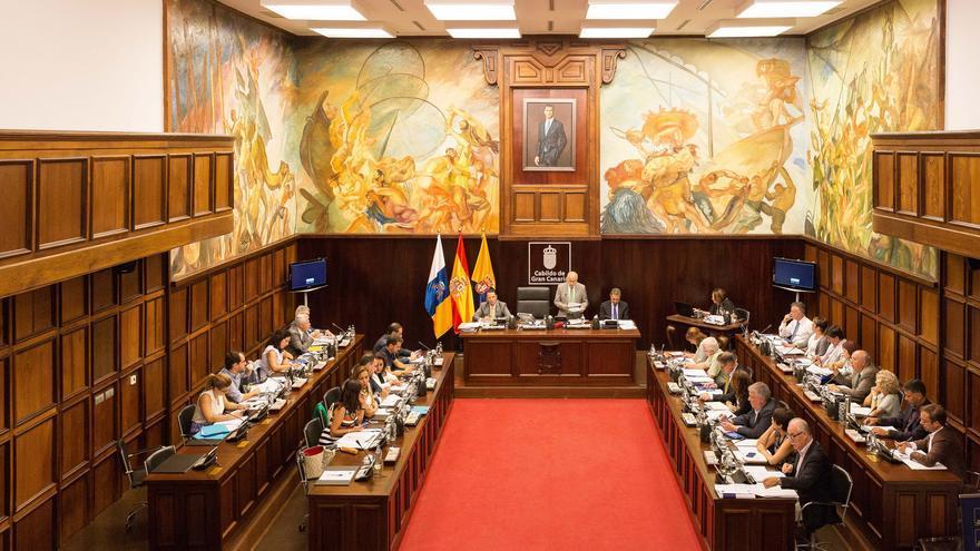 I Debate sobre el estado de la isla de Gran Canaria.