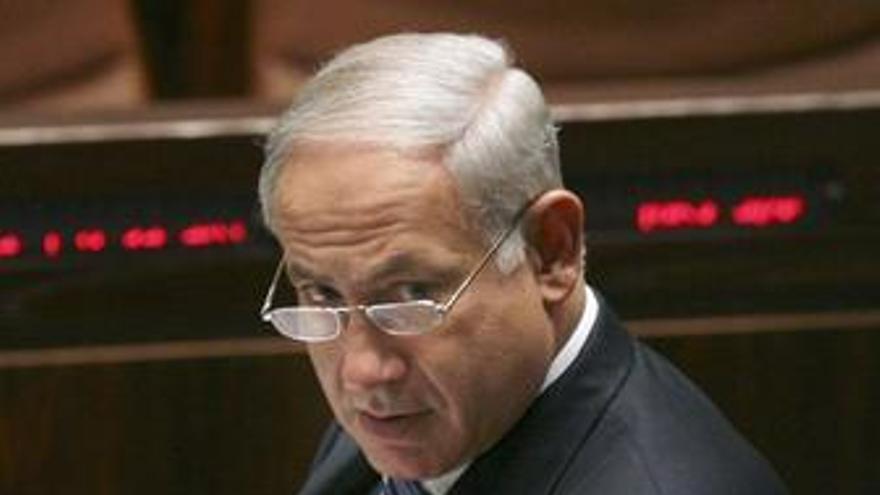 Benjamín Netanyahu. (EUROPA PRESS)