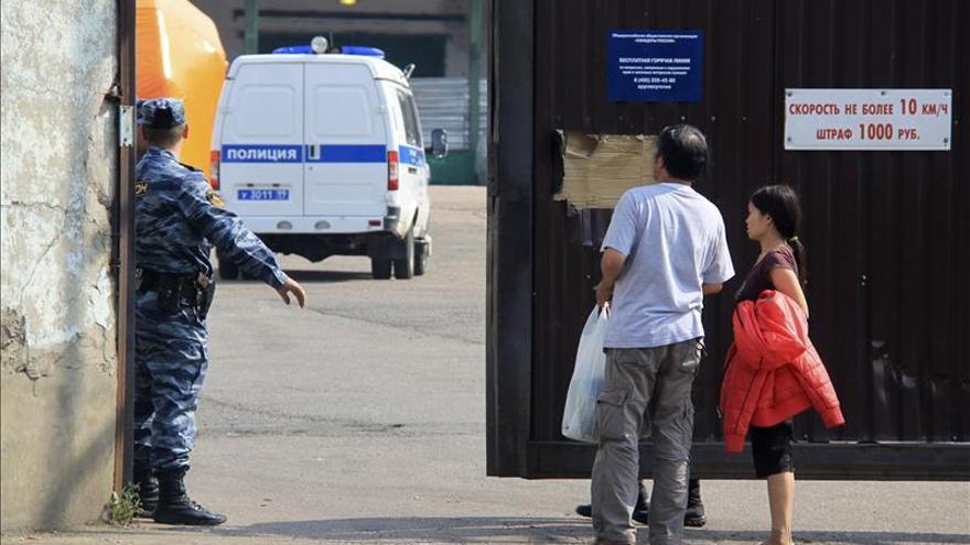 La policía rusa detiene a 700 inmigrantes en una redada