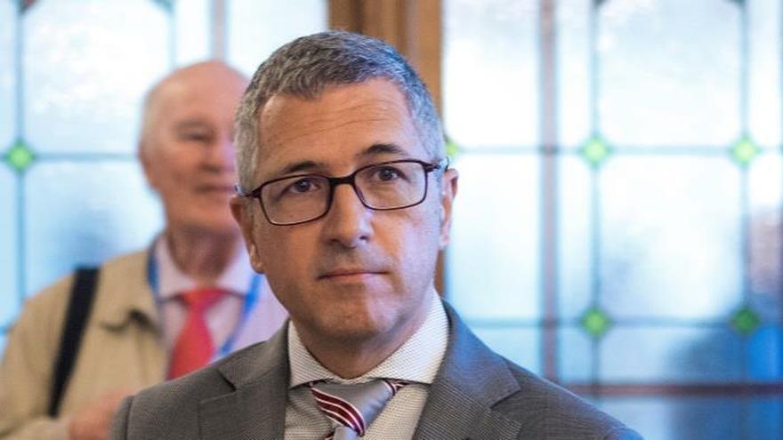 El secretario de Estado de Medio Ambiente, Hugo Morán.