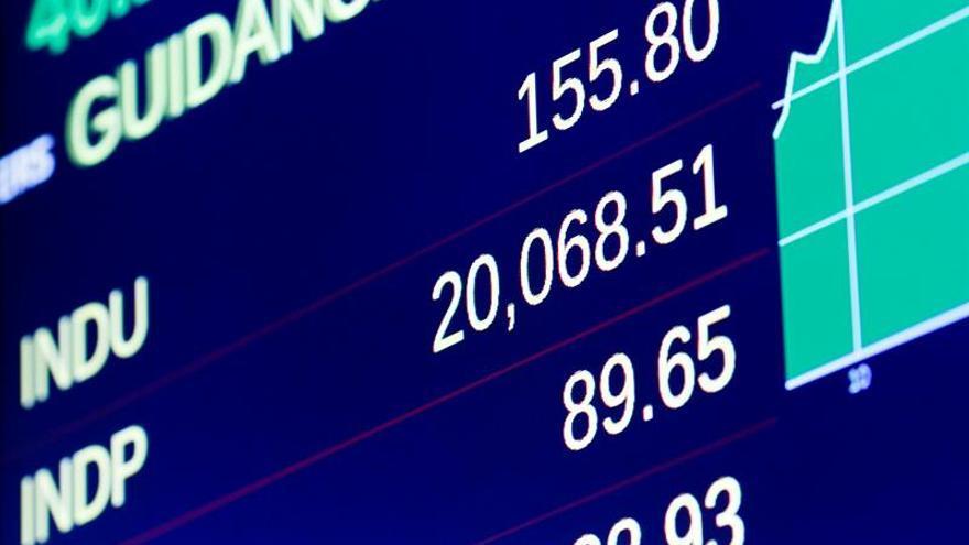 La economía de EE.UU. crece solo un 0,7 % en el primer trimestre del año