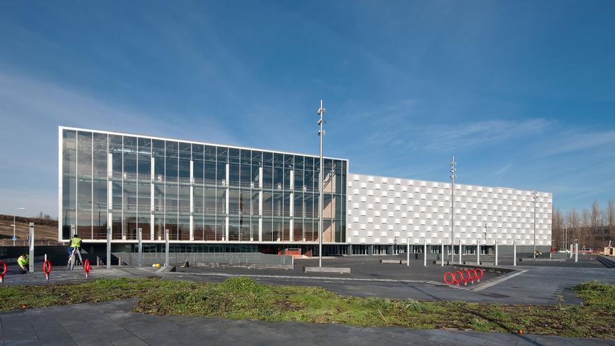 El Gobierno foral autoriza un gasto de 6,6 millones de euros para la puesta en marcha del pabellón Navarra Arena