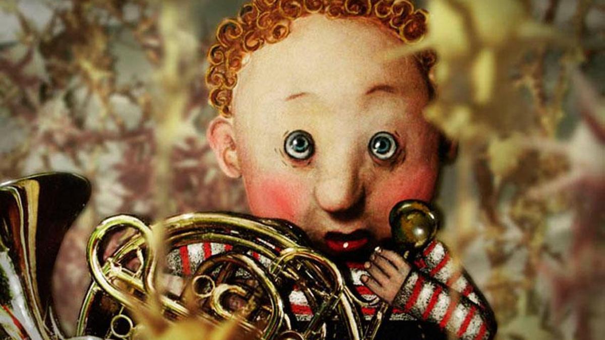 Fotograma de la película 'Franz y el director de orquesta'