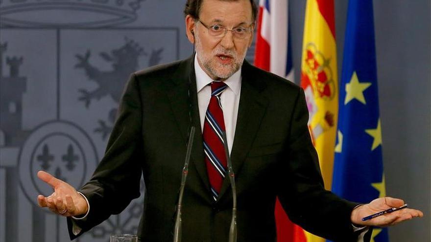 """Rajoy garantiza que España """"no le va a negar el derecho de asilo a nadie"""""""