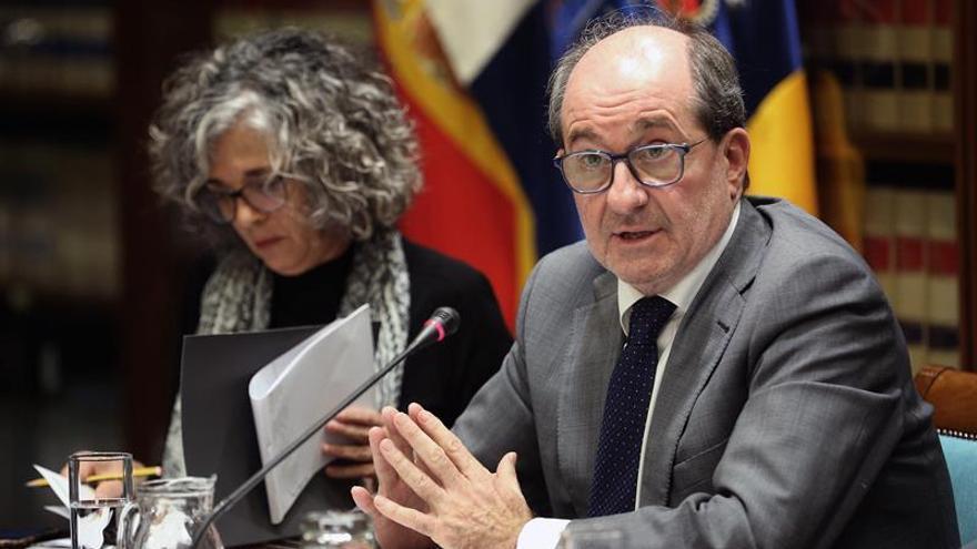 José Carlos Naranjo Sintes, administrador único de RTVC.