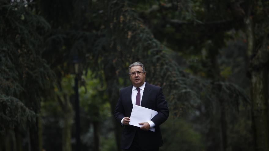 Zoido no asistirá a la primera cita con sus socios europeos al llevar al Consejo de Ministros nombramientos de Interior