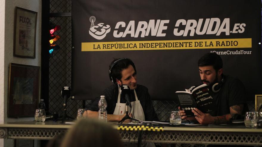 Rayden en CarneCrudaTour