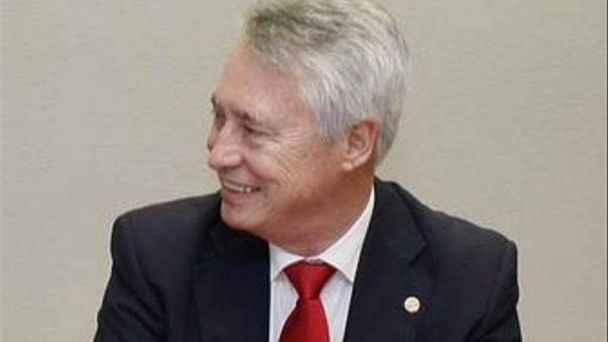 José Sánchez Tinoco. (ACFI PRESS)