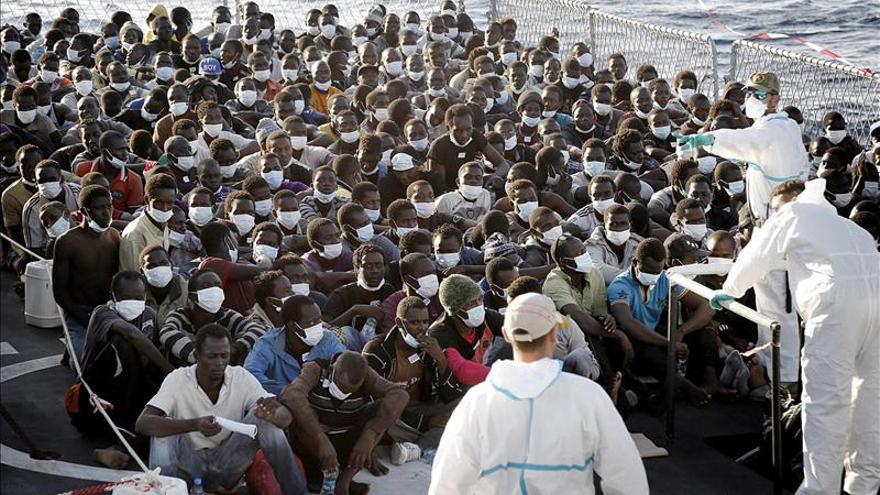 La UE debería hacer más para evitar las muertes de inmigrantes, según la ONU