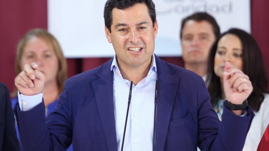 """Moreno afirma que el """"único fin de un adelanto electoral es tapar la comisión de Faffe y sentencia de ERE"""""""