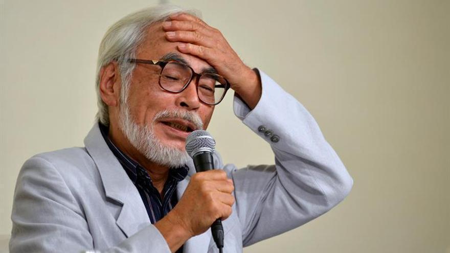 El animador Hayao Miyazaki comenzará a dirigir su nuevo filme en octubre