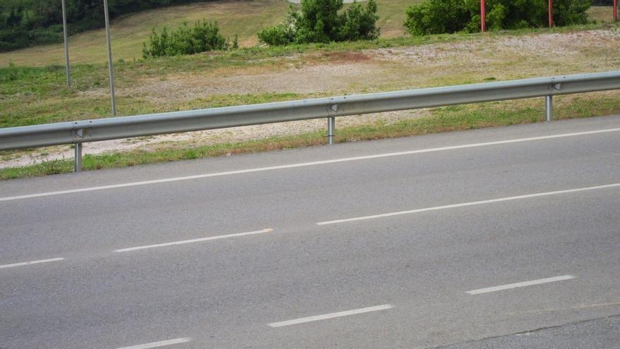 Tranquilidad en las carreteras cántabras en el Día de la Constitución