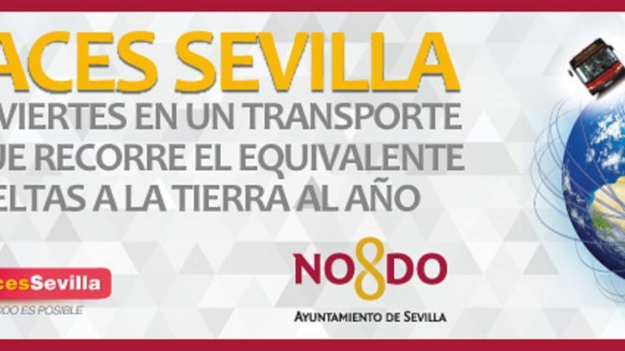 Campaña #TúhacesSevilla.