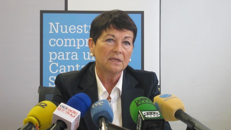 Rosa Inés García, directora general de la empresa pública MARE.