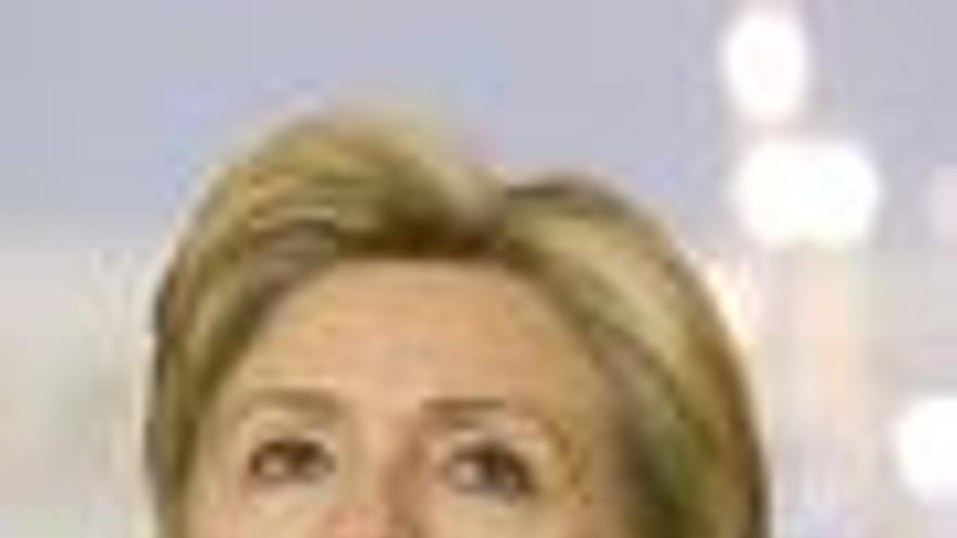 Hillary Clinton se reunirá este fin de semana con Netanyahu y Abbas