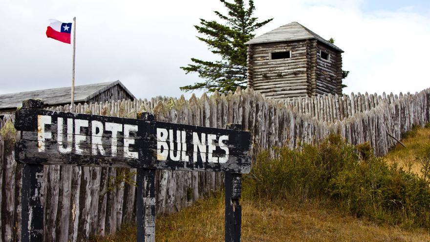 Fuerte Bulnes, avanzada de la colonización chilena del área magallánica. VIAJAR AHORA