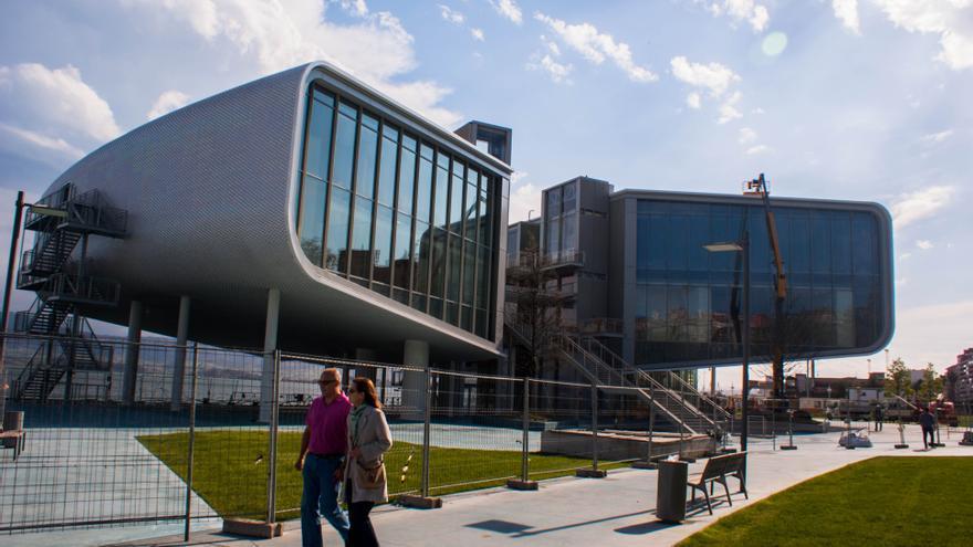 Centro de Arte Botín en Santander. | JESÚS HERMOSA