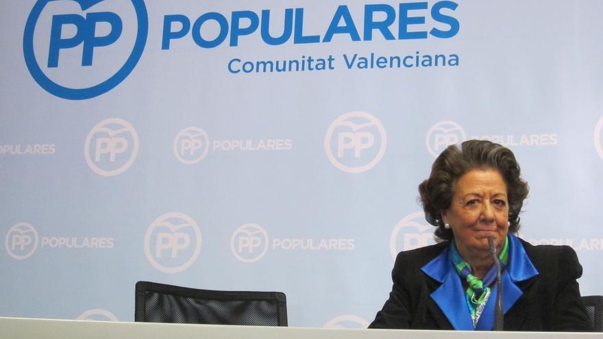 """Barberá: """"En el Ayuntamiento de Valencia no se ha amañado ningún contrato ni ha habido ninguna mordida, que yo sepa"""""""